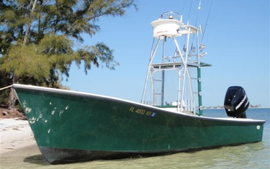 About Your Charter - Inshore Fishing Guide, Clearwater, Palm Harbor FL