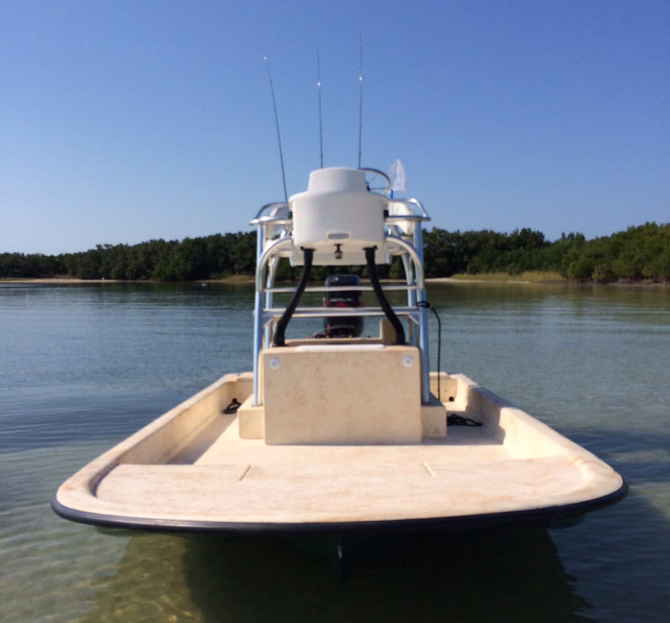 Boat specs equipment sponsors for Shallow water fishing boats