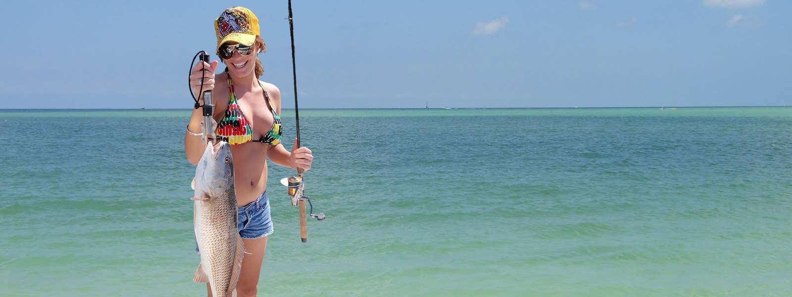 YEAR-ROUND FISHING!